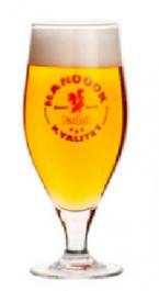 Hancock ølglas