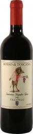 Villa Pillo Rosso di Toscana IGT