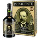 Presidente El Gran Ron del Caribe 23 år 40% 70cl, Den Dominikanske Republik
